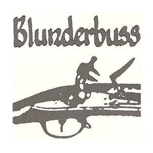 "Blunderbuss ""Cutout Bin of the Digital World"""