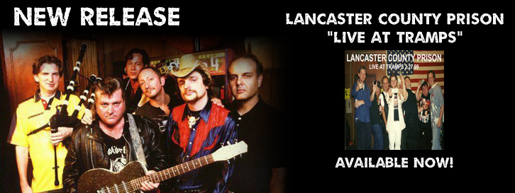 Lancaster County Prison - Live at Tramps