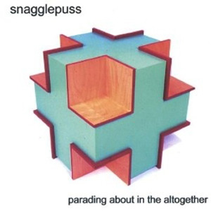 "Snagglepuss ""Parading About in the Altogether"""