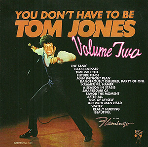 "Various Artists ""You Don't Have To Be Tom Jones Vol. 2"""
